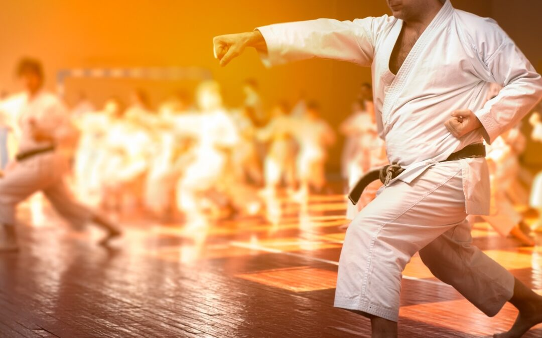 Corona Restart Karate