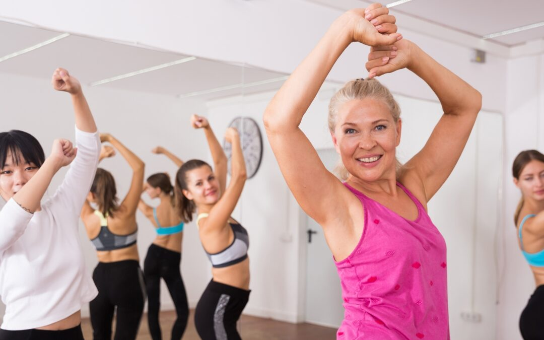 Fitness und Showtanz, Neu beim DellFitClub