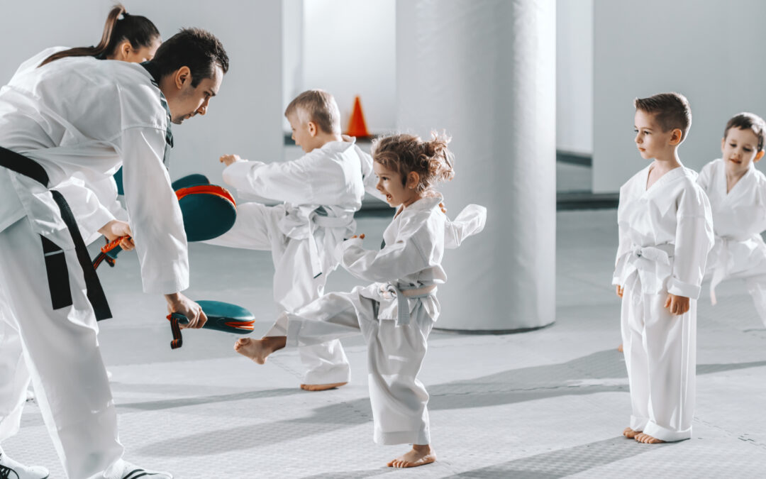 """Kampfsport im TVD bekommt Zuwachs """"Taekwondo für Kids"""""""